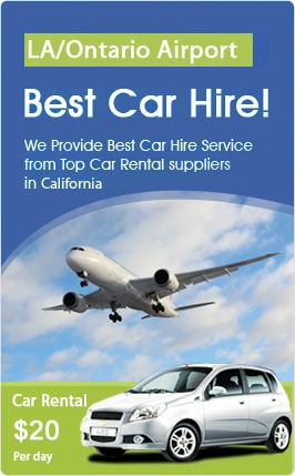 Ontario Airport Car Rental
